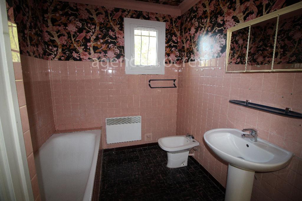 Maison PLAIN PIED - Apt - Terrain 1457m²