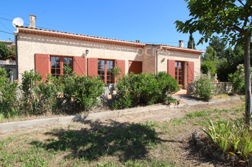 House in Gargas of 120m2 land of 1256m2