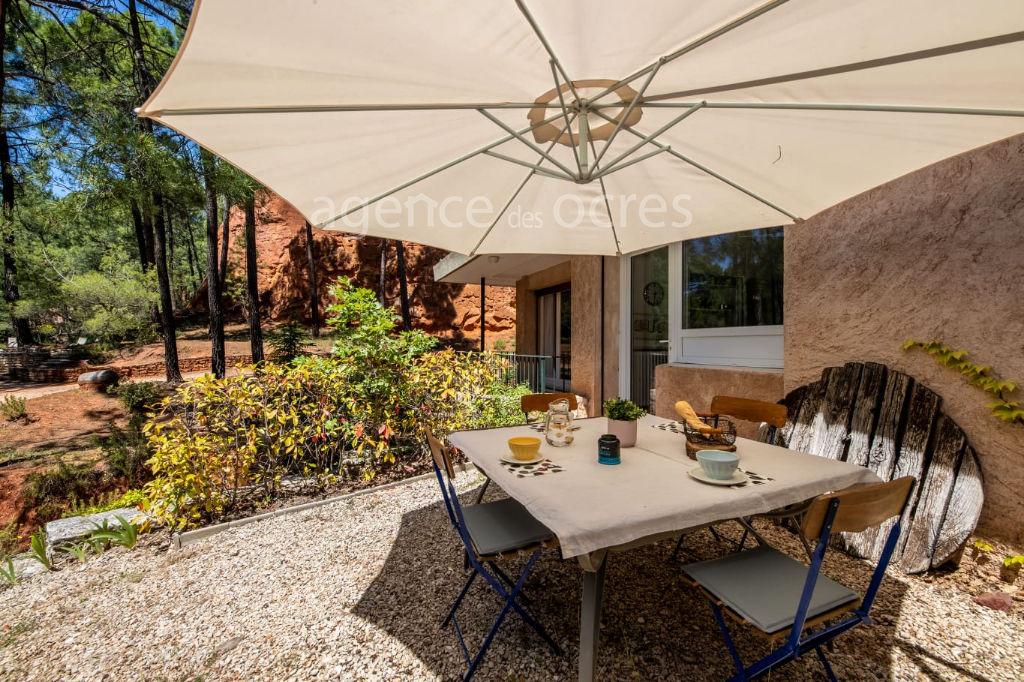 Maison Contemporaine au coeur de Roussillon