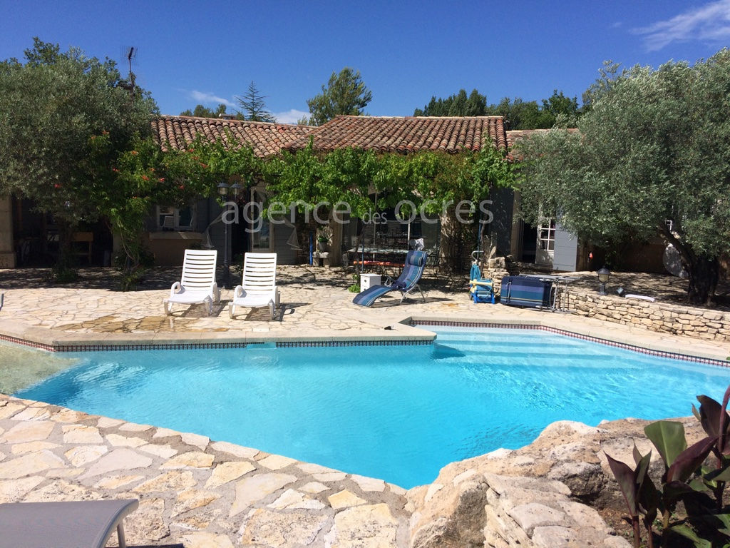 House 188 m2 with swimming pool - Saint-Saturnin-les-Apt