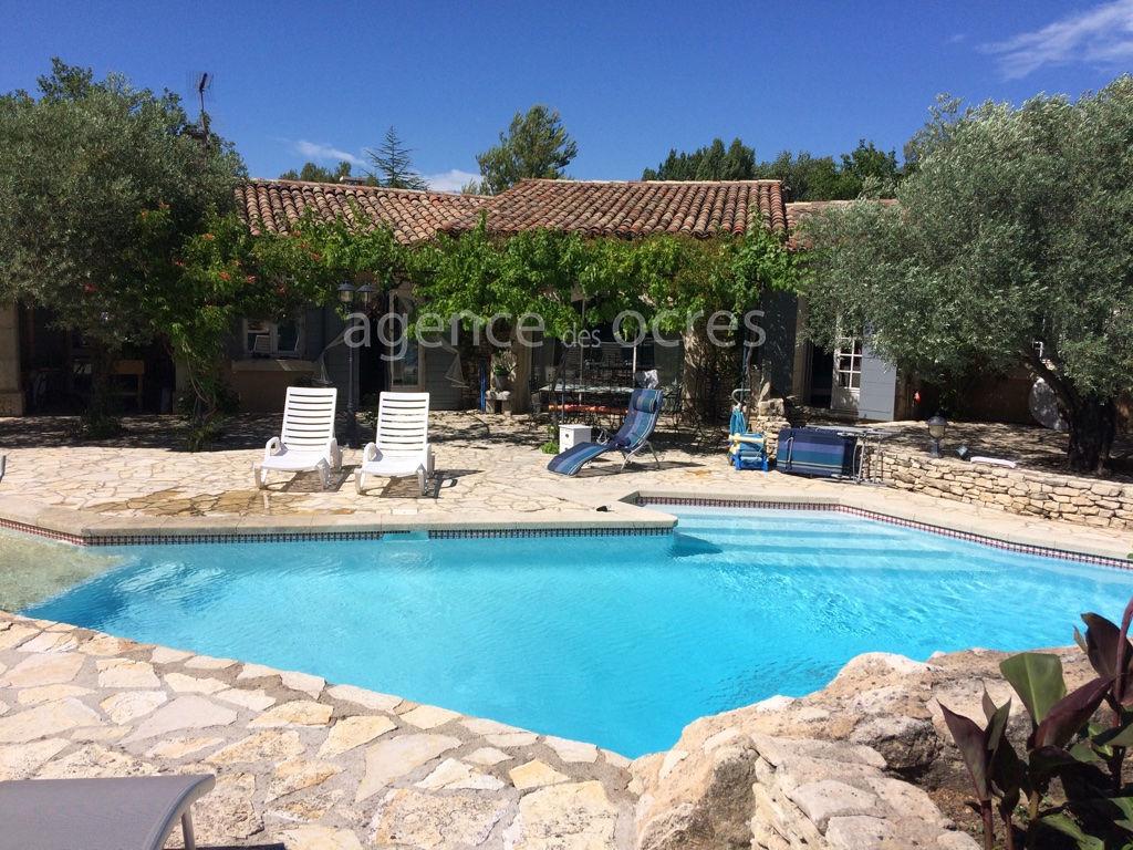 Maison 188 m2 avec piscine - Saint-Saturnin-les-Apt