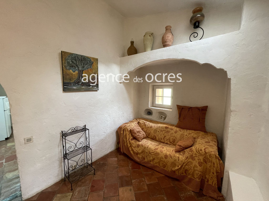 Village house in the heart of Roussillon 5 room (s) 112 m2
