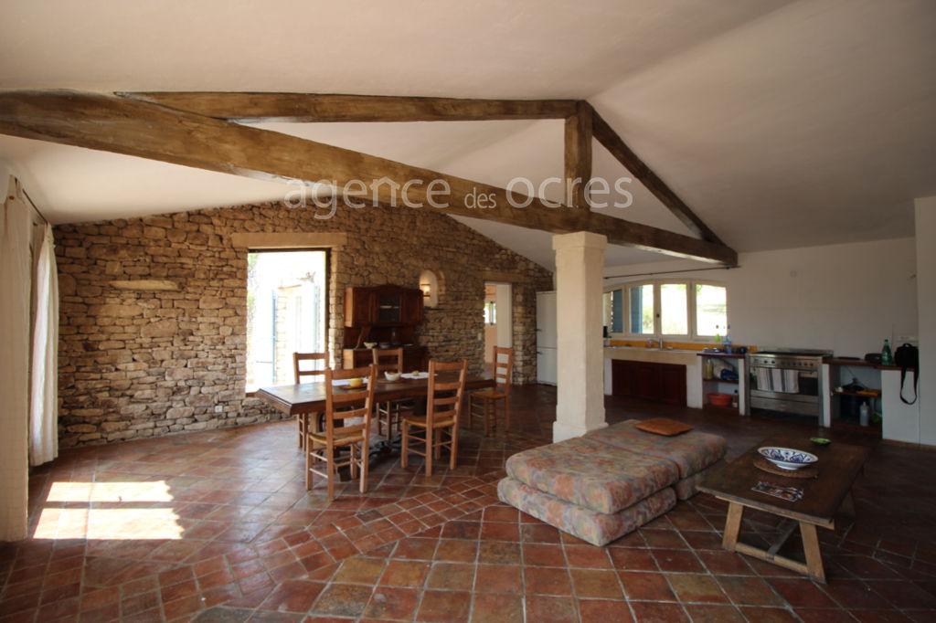 Villa Saint-saturnin-les-apt 5 room (s) 190 m2
