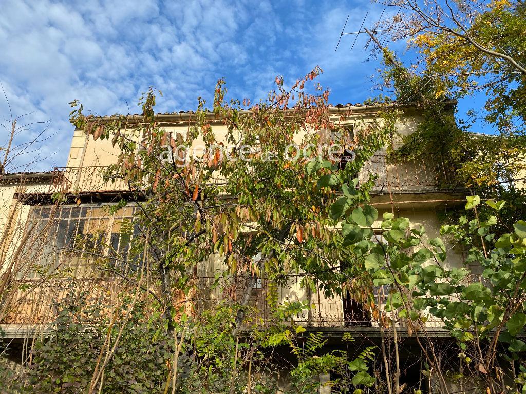 Immeuble 184 m2 avec jardin et garages