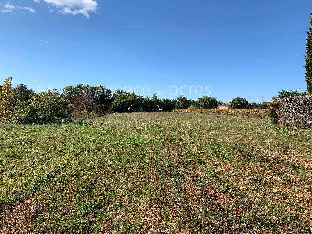 Land 1213 m2 in Saint Saturnin Lès Apt