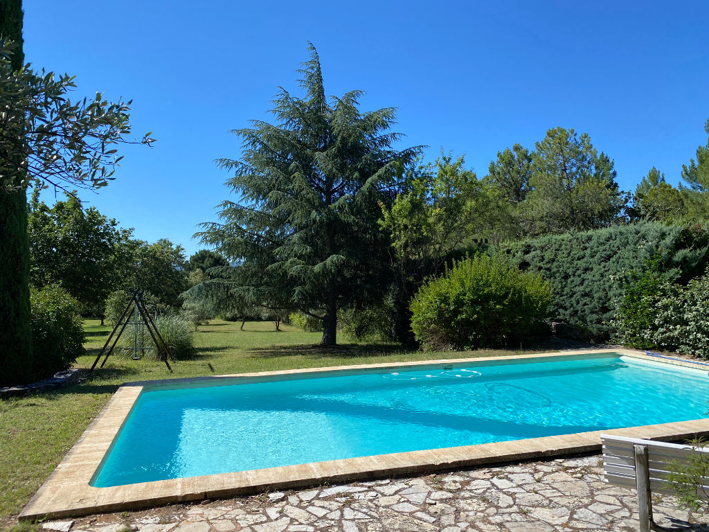 House with garden and pool Roussillon