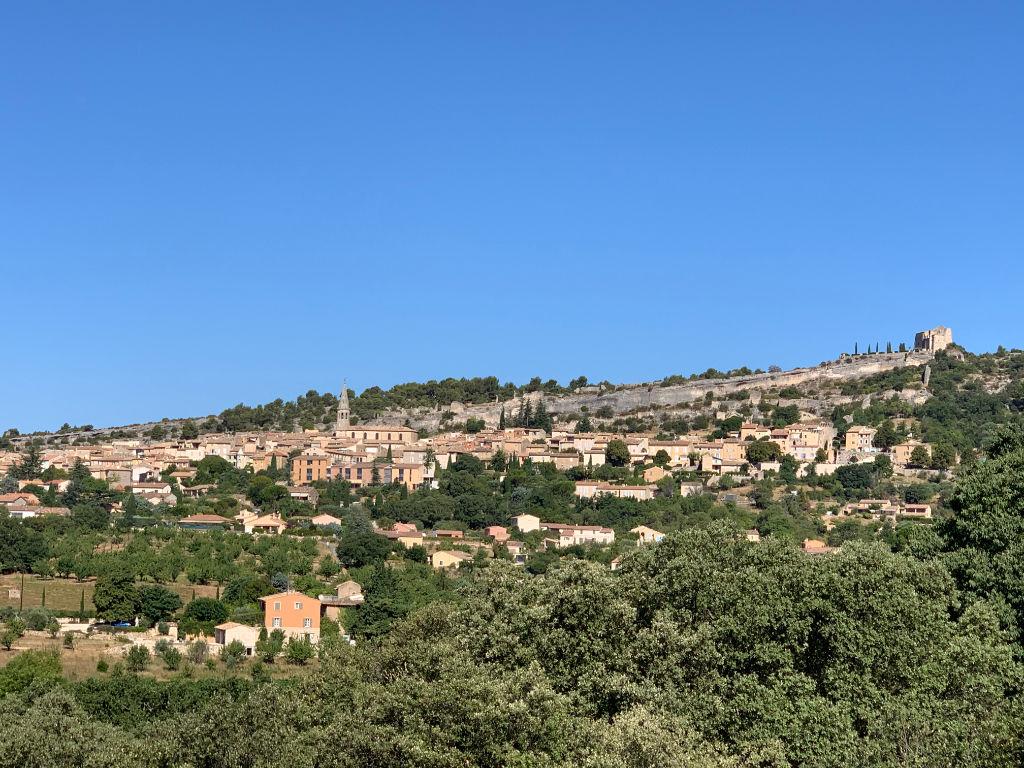 Maison vue dominante Saint Saturnin lès Apt