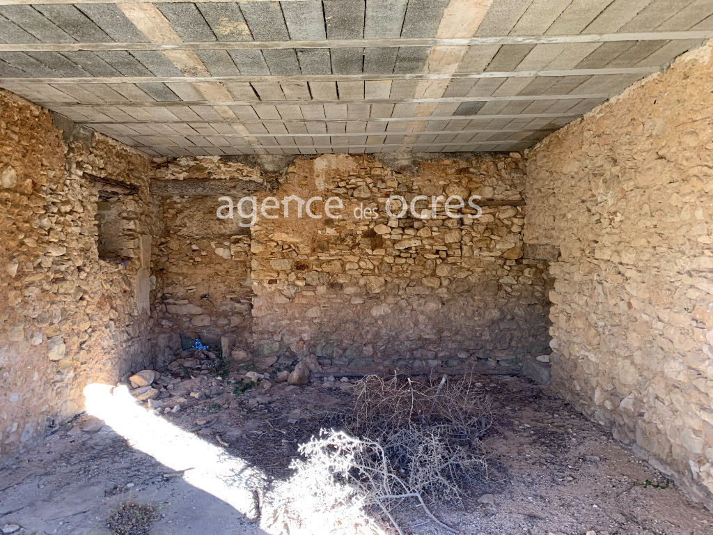 Stone house to renovate in Rustrel 170m²