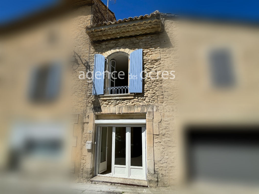 Maison Cabrières d'Avignon 3 pièces