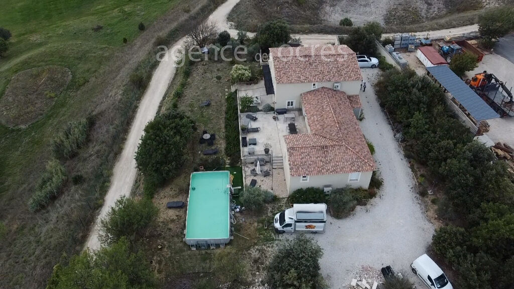 House with land and VILLARS view