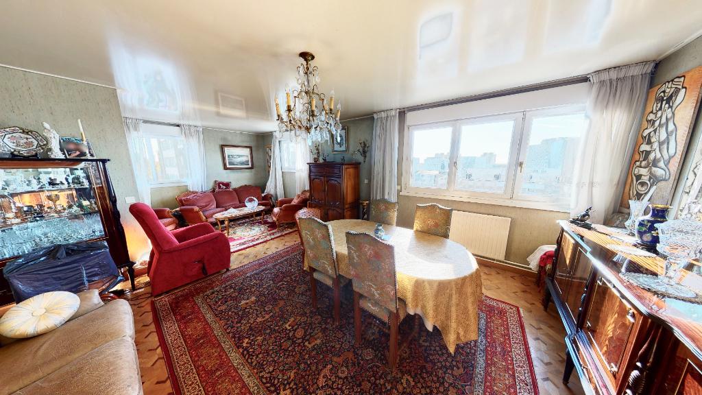 Sale apartment Bagnolet 368000€ - Picture 2