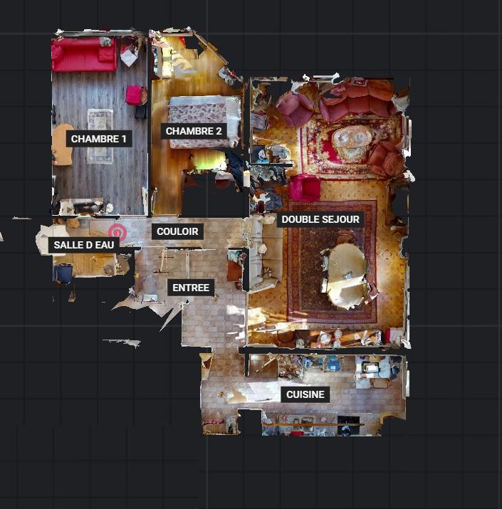 Sale apartment Bagnolet 368000€ - Picture 7
