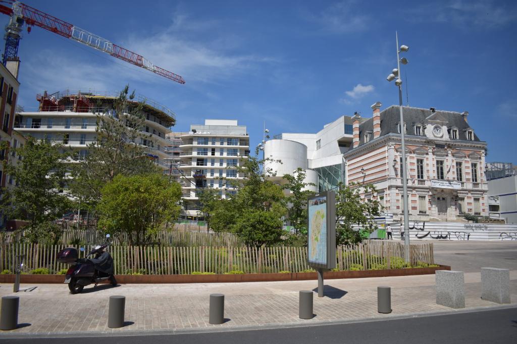 Sale apartment Bagnolet 368000€ - Picture 8