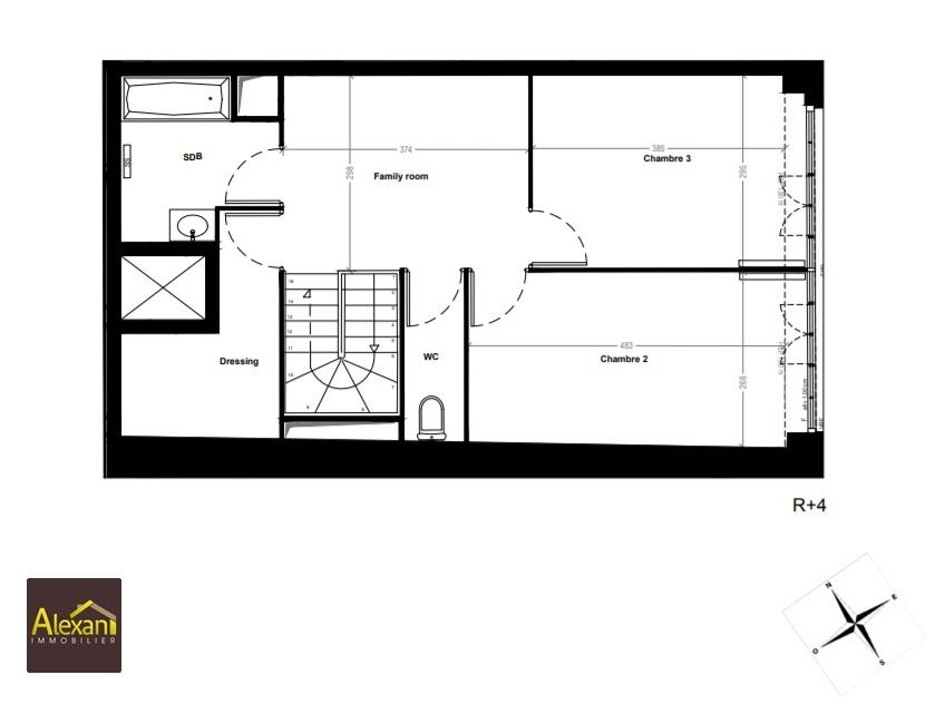 Vente appartement Bagnolet 614000€ - Photo 3