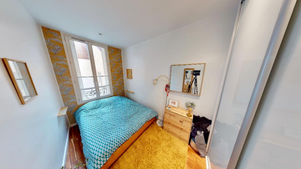 Sale apartment Paris 20ème 387000€ - Picture 4