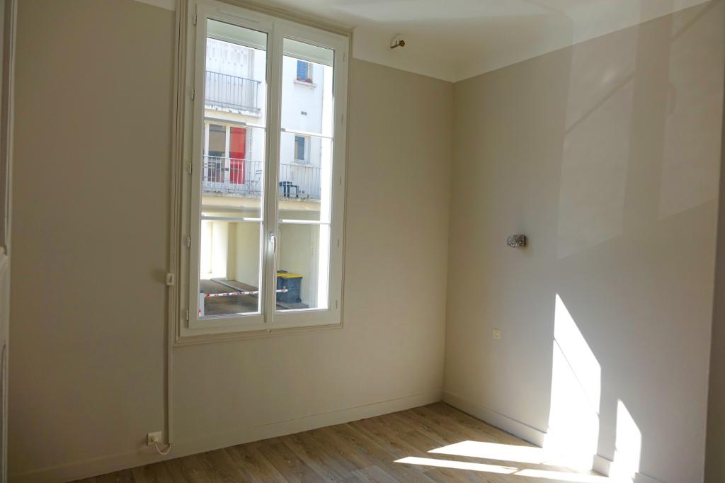 PREBENDES NORD. Appartement Type 3 de 51 m2, au calme.