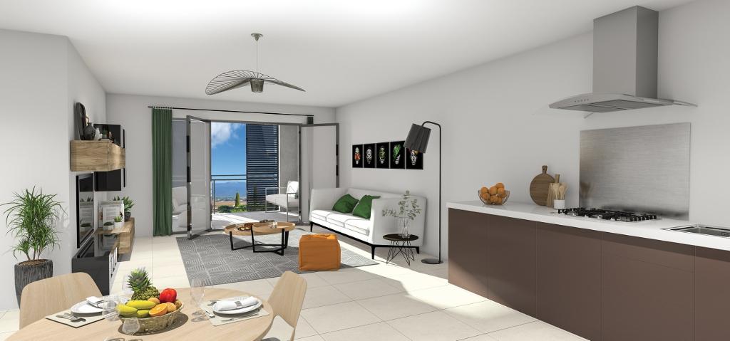 Vente Appartement de 4 pièces 76 m² - LUCCIANA 20290 | GOUR IMMOBILIER CONSEIL - AR photo3