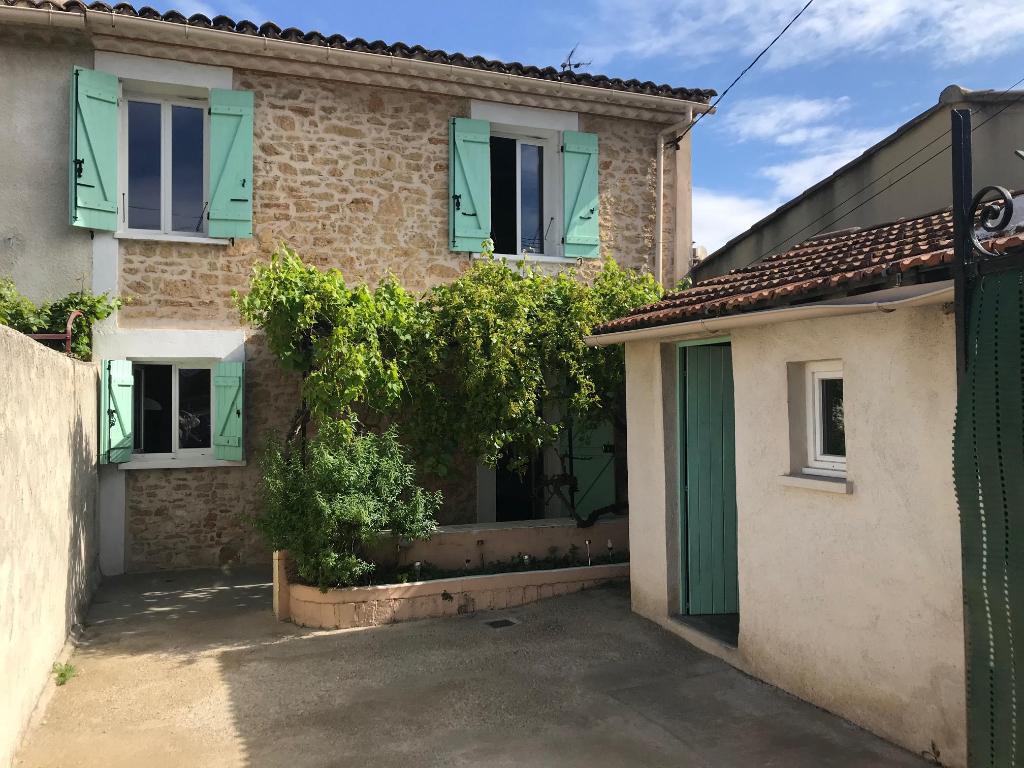 Vente Maison de 3 pièces 65 m² - MIRAMAS 13140 | AZUR IMMOBILIER ISTRES - AR photo1