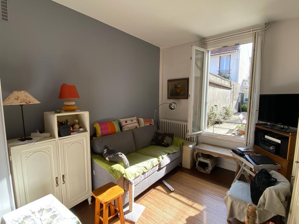 Vente Maison de 3 pièces 44 m² - MAISONS ALFORT 94700   BELLETOILE IMMOBILIER - AR photo1