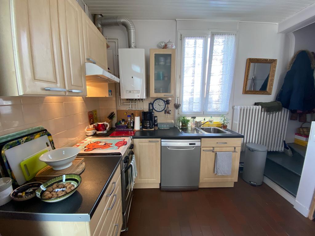 Vente Maison de 3 pièces 44 m² - MAISONS ALFORT 94700   BELLETOILE IMMOBILIER - AR photo3