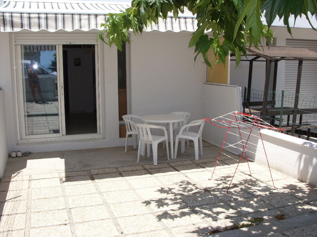 T2 meubl avec rez de jardin a louer la semaine palavas - Louer son appartement meuble a la semaine ...