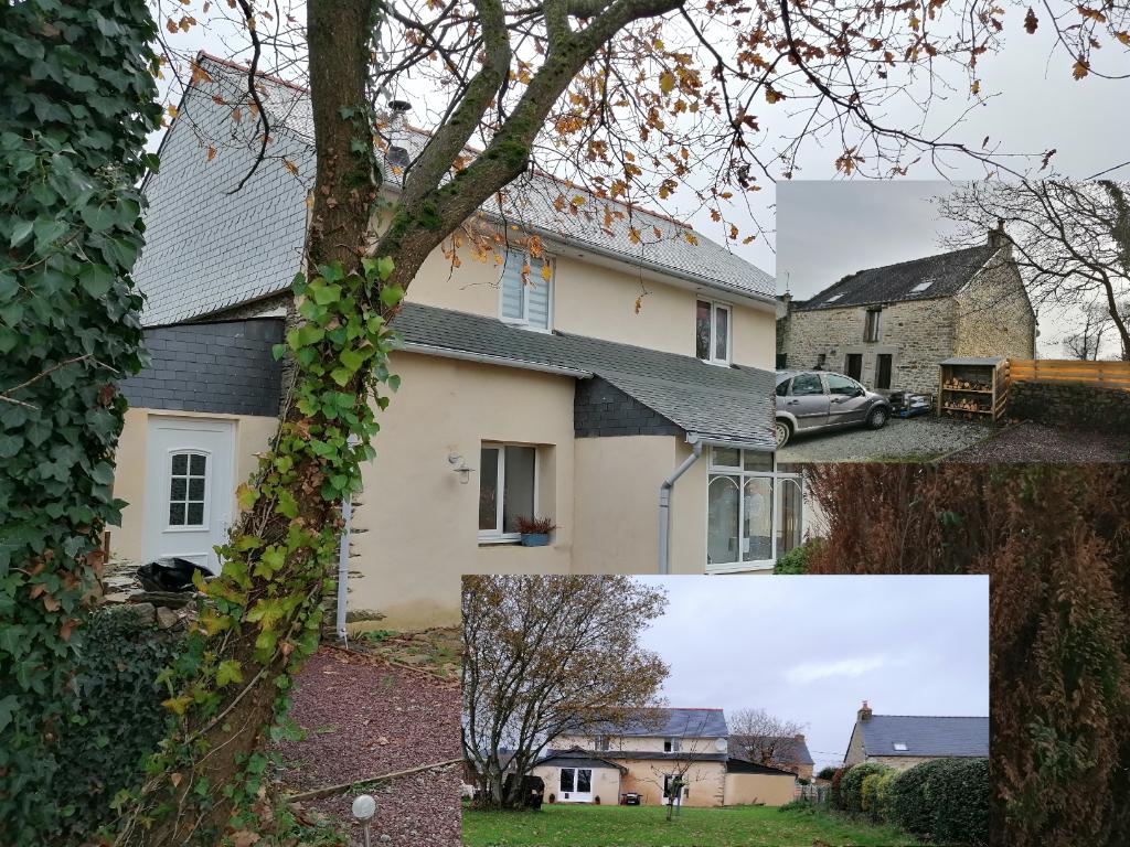 Maison La Croix Hellean 10 pièce(s) 180 m2