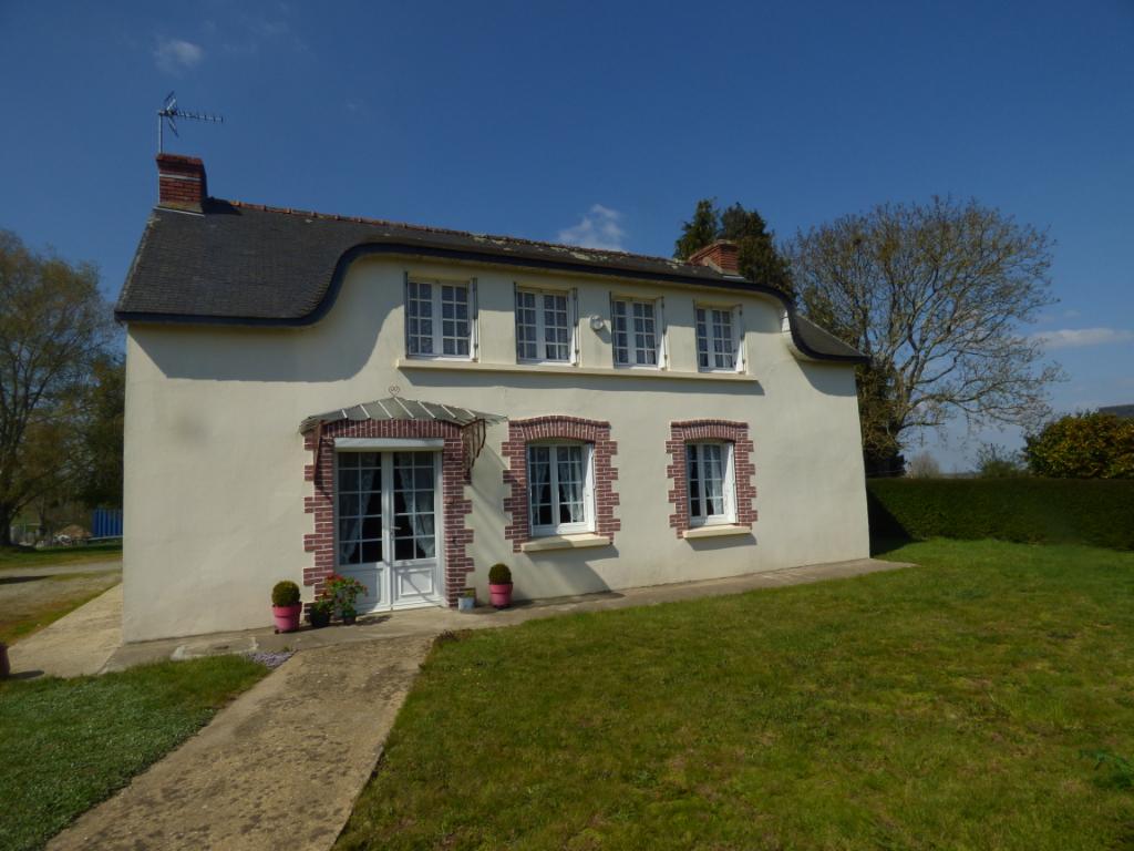 For sale house Forges De Lanouée 7 room (s) 108 m2