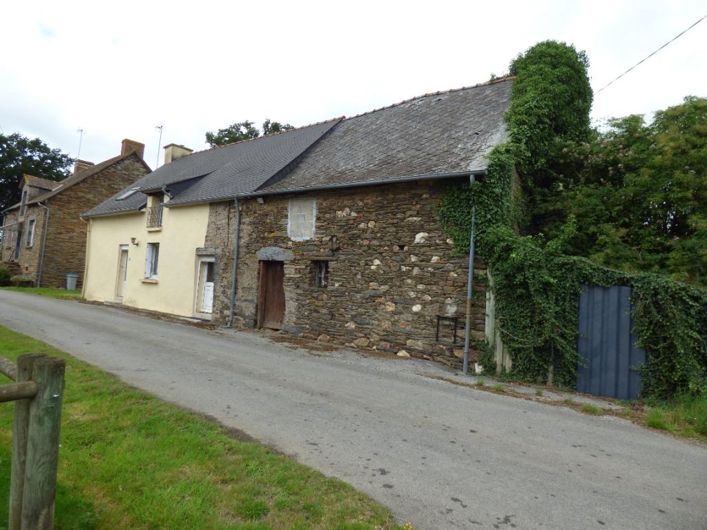 Maison Saint Martin Sur Oust 3 pièce(s) 68 m2
