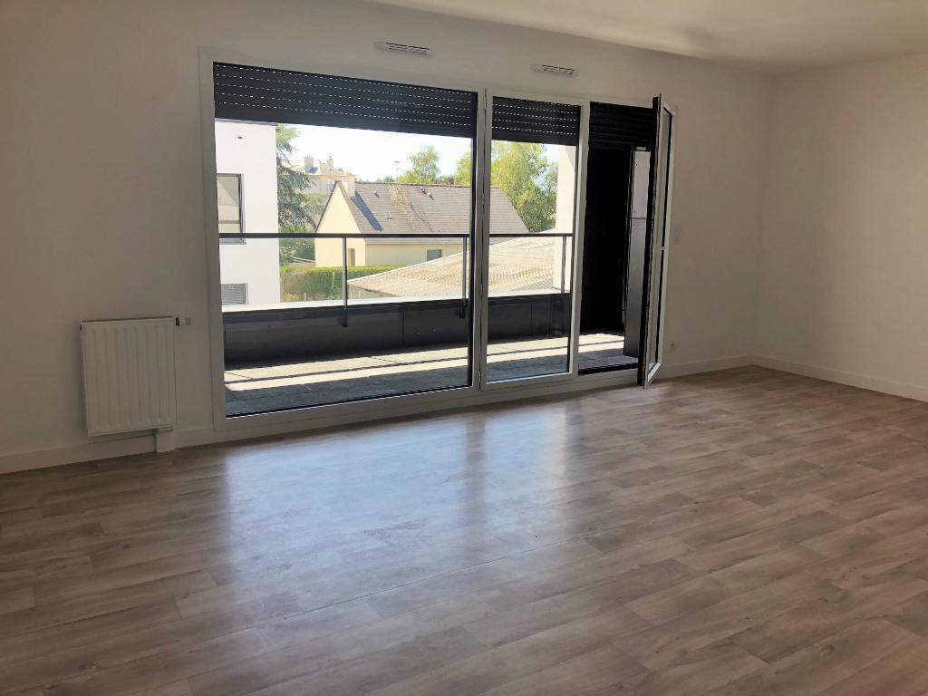 photo de VITRE - Appartement  3 pièce(s) 75.84 m2 avec terrasse