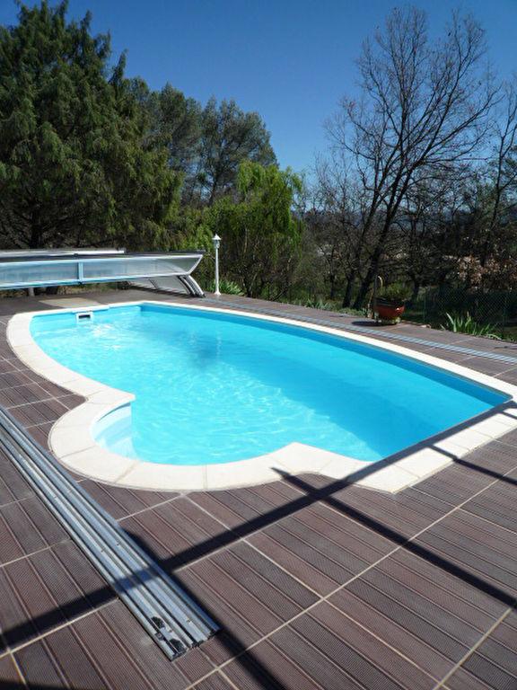 A vendre le cannet des maures maison de plain pieds trois - Euro plomberie piscine le cannet ...