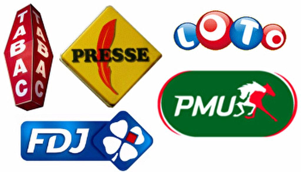 tabac presse loto pmu - Commerce Alimentaire