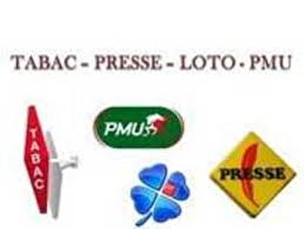 bar - pmu - presse - fdj - Bar Tabac PMU