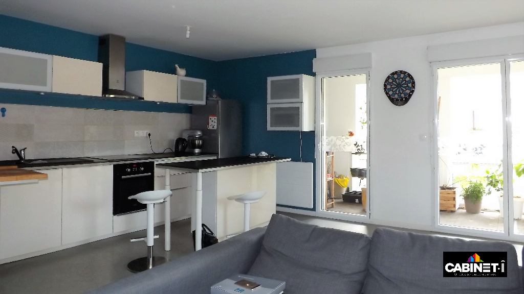 Vente appartement Nantes 218 900€ - Photo 1