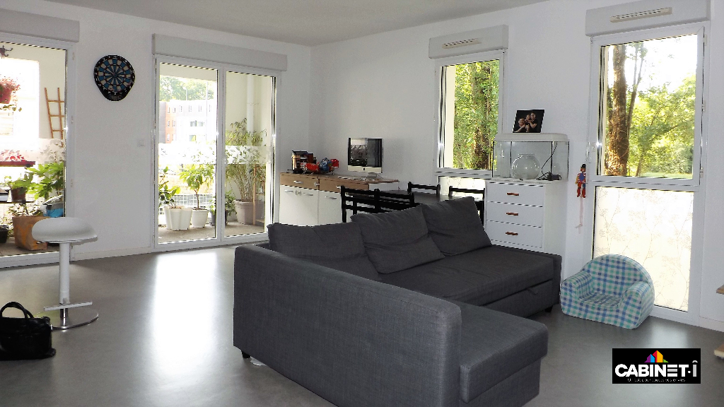 Vente appartement Nantes 218 900€ - Photo 2