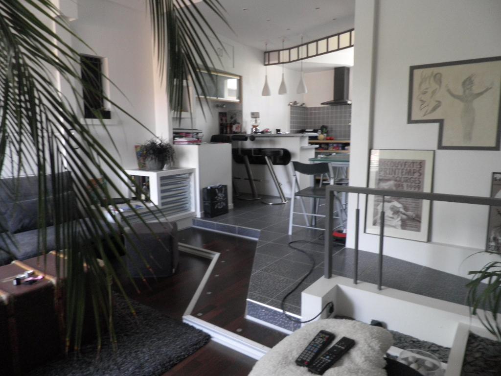 vente appartement 3 pi ces rouen 169 500 appartement vendre 76100. Black Bedroom Furniture Sets. Home Design Ideas