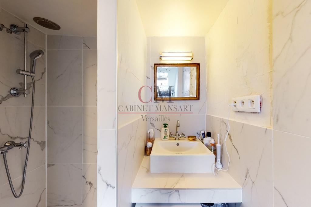 Sale apartment Versailles 420000€ - Picture 4