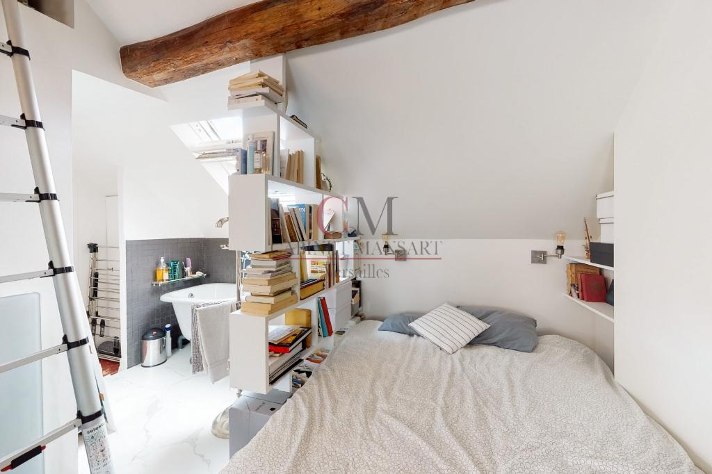Sale apartment Versailles 420000€ - Picture 9