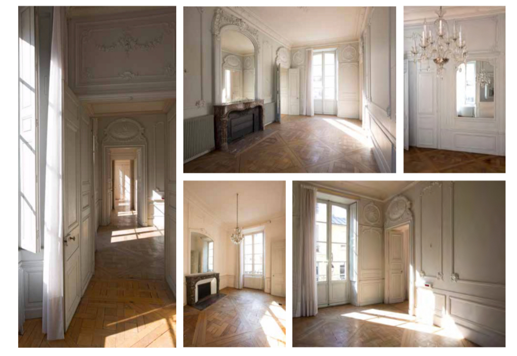 Sale apartment Versailles 1 043 290€ - Picture 1