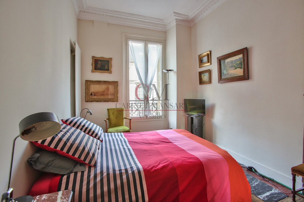 Sale apartment Versailles 567000€ - Picture 2
