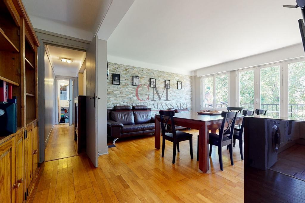 Sale apartment Versailles 720000€ - Picture 2