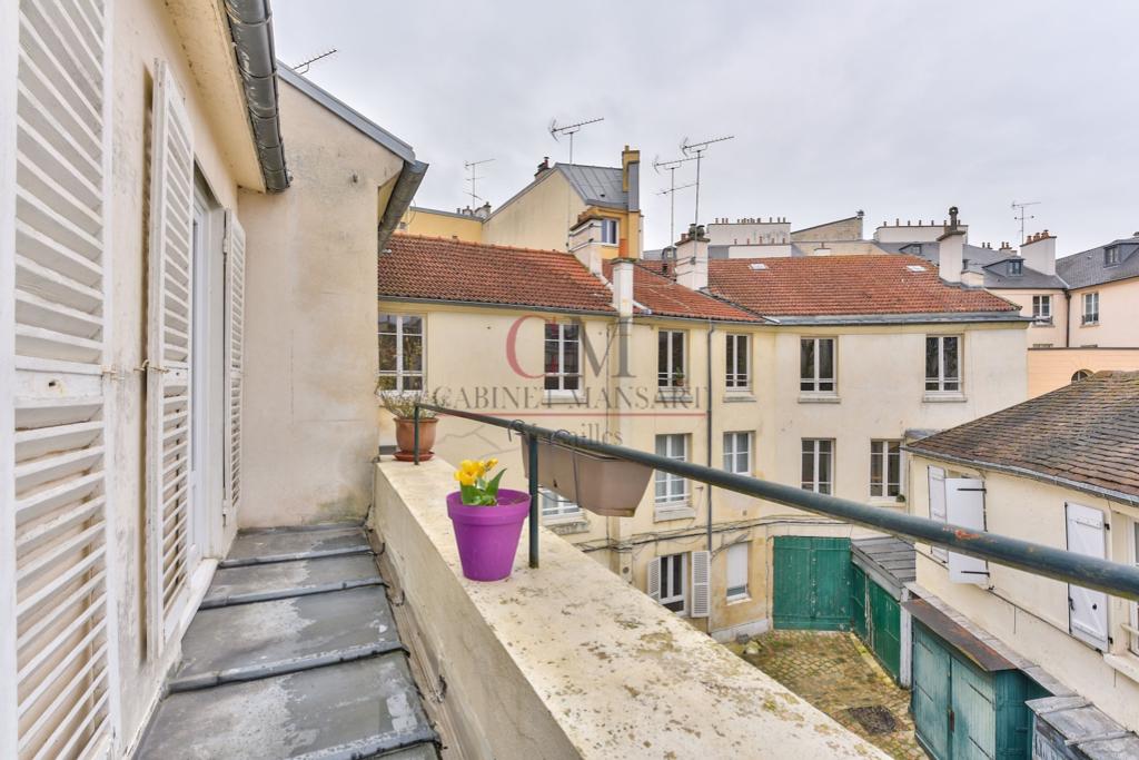 Sale apartment Versailles 545000€ - Picture 5