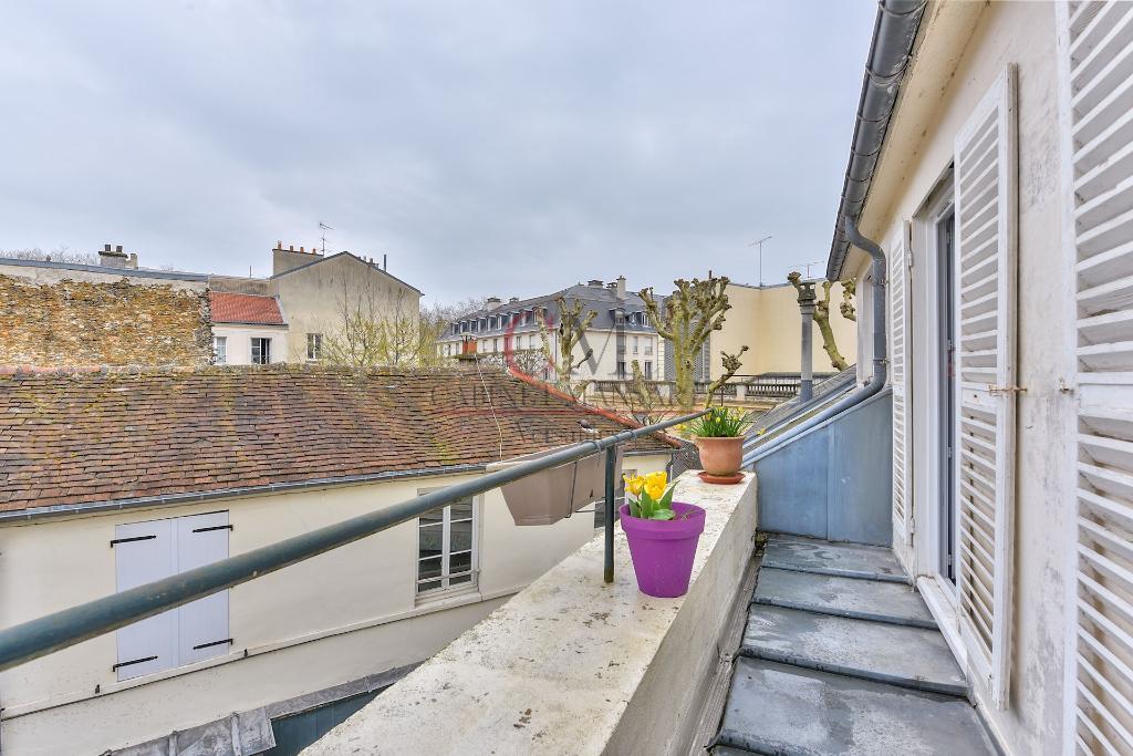 Sale apartment Versailles 545000€ - Picture 6