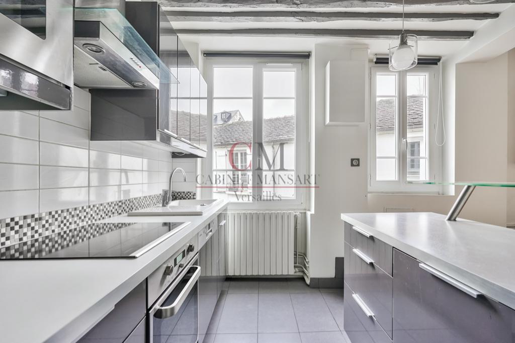 Sale apartment Versailles 545000€ - Picture 8
