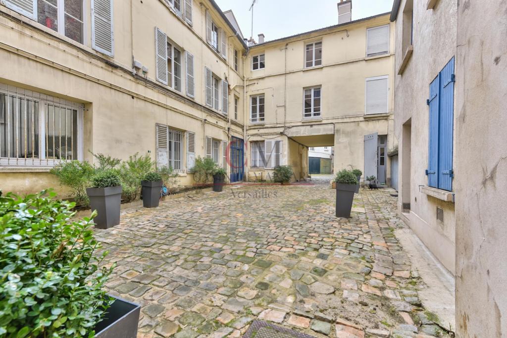 Sale apartment Versailles 545000€ - Picture 13