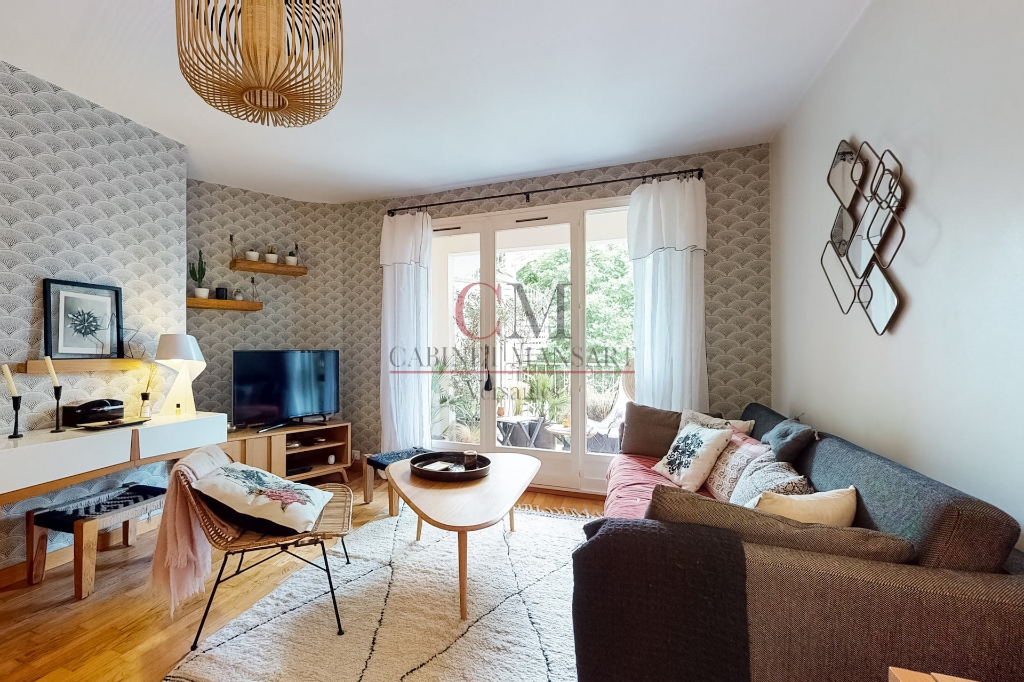Sale apartment Versailles 577500€ - Picture 2