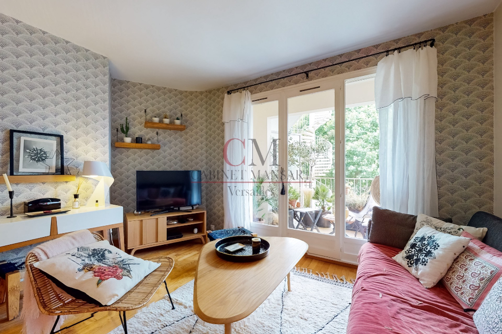 Sale apartment Versailles 577500€ - Picture 4