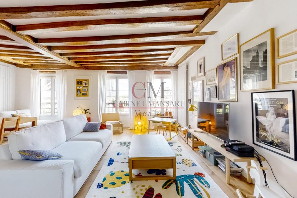 Venta  apartamento Versailles 777000€ - Fotografía 4