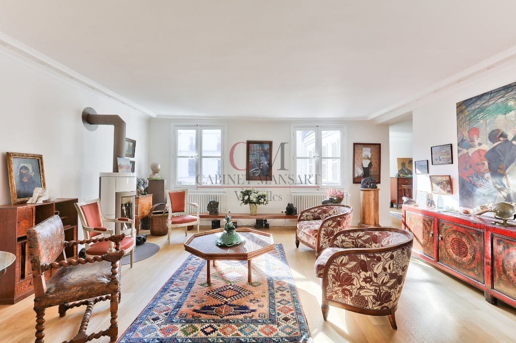 Sale apartment Paris 1er 2 675 000€ - Picture 3