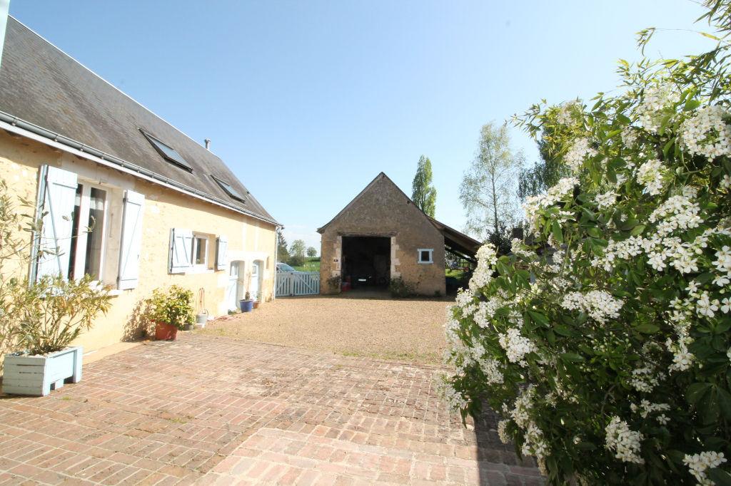 Sale house / villa La chartre sur le loir 182750€ - Picture 4
