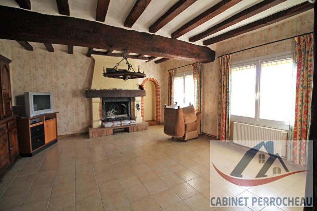 Sale house / villa La chartre sur le loir 83000€ - Picture 4